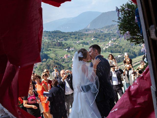 Il matrimonio di Nicola e Federica a Feltre, Belluno 7