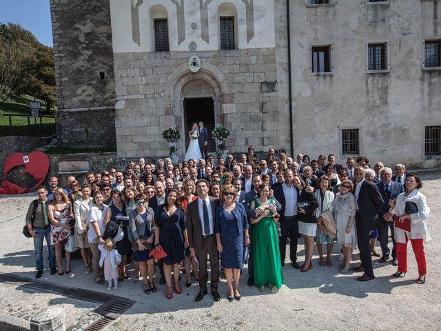Il matrimonio di Nicola e Federica a Feltre, Belluno 9