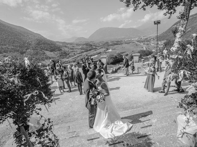 Il matrimonio di Nicola e Federica a Feltre, Belluno 10