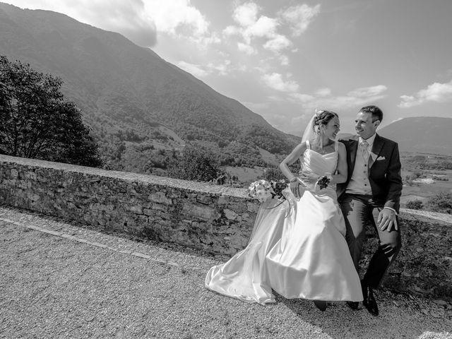 Il matrimonio di Nicola e Federica a Feltre, Belluno 11