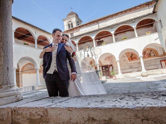 Il matrimonio di Nicola e Federica a Feltre, Belluno 12