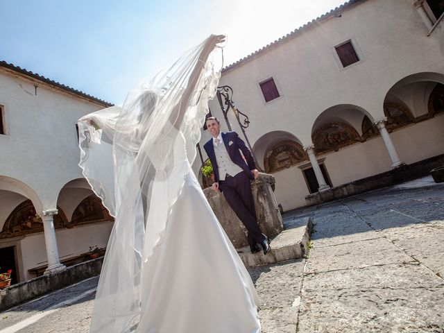 Il matrimonio di Nicola e Federica a Feltre, Belluno 20