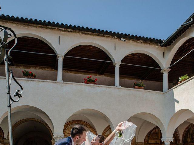 Il matrimonio di Nicola e Federica a Feltre, Belluno 22