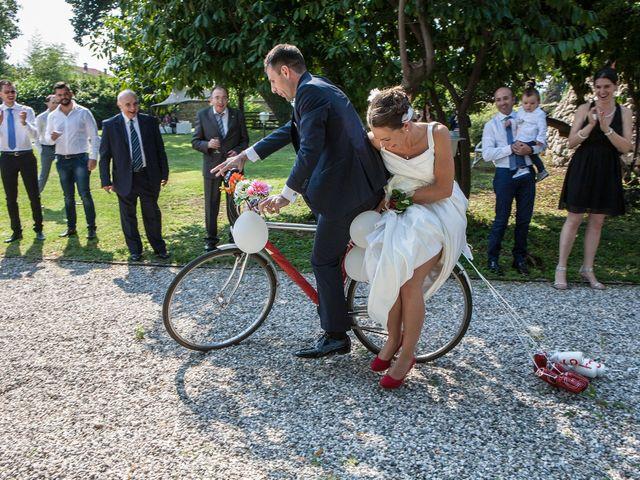 Il matrimonio di Nicola e Federica a Feltre, Belluno 25