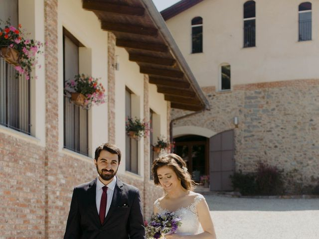 Il matrimonio di Riccardo e Elisa a Roppolo, Biella 21