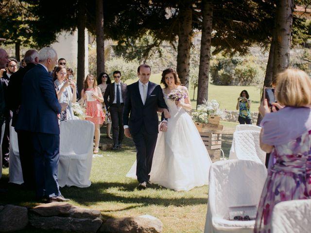 Il matrimonio di Riccardo e Elisa a Roppolo, Biella 22