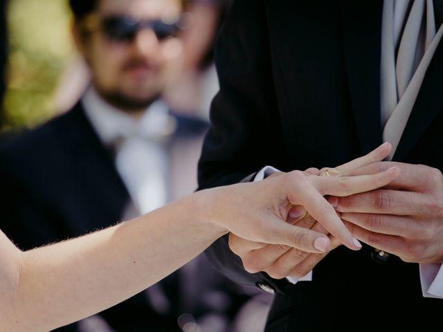 Il matrimonio di Riccardo e Elisa a Roppolo, Biella 26