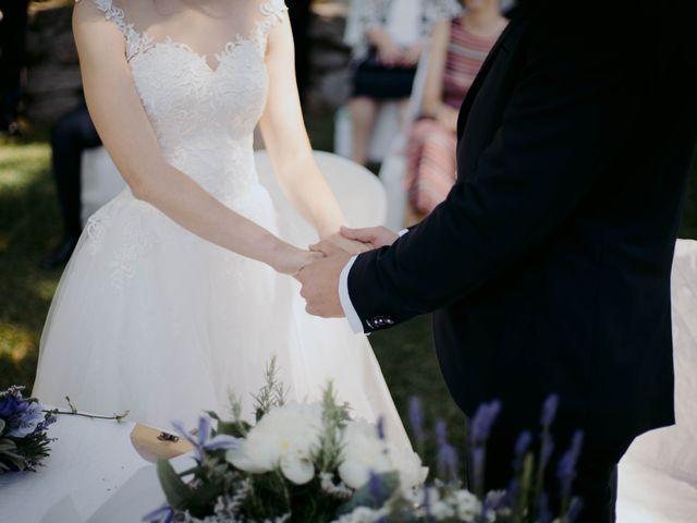 Il matrimonio di Riccardo e Elisa a Roppolo, Biella 28