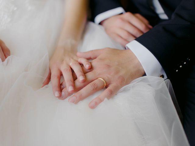 Il matrimonio di Riccardo e Elisa a Roppolo, Biella 31