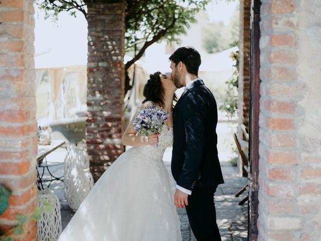 Il matrimonio di Riccardo e Elisa a Roppolo, Biella 32