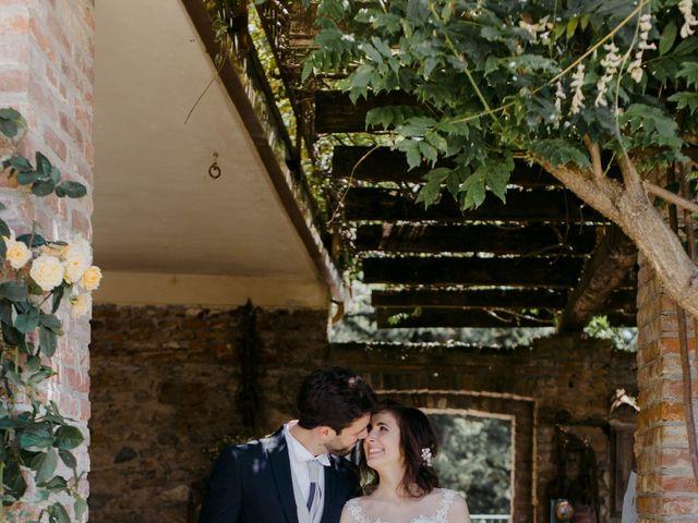 Il matrimonio di Riccardo e Elisa a Roppolo, Biella 33