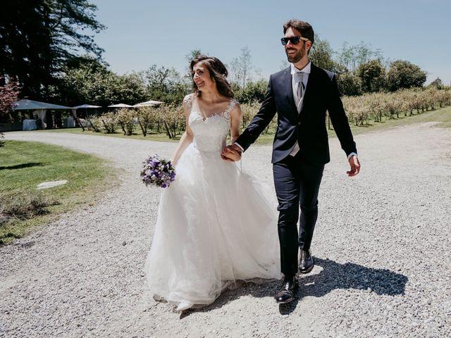 Il matrimonio di Riccardo e Elisa a Roppolo, Biella 41