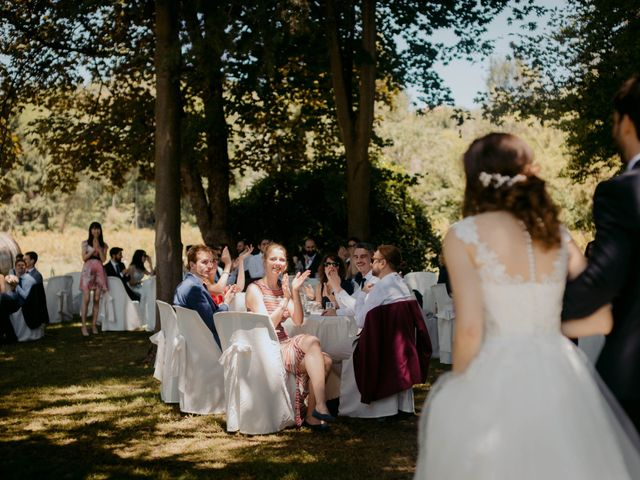 Il matrimonio di Riccardo e Elisa a Roppolo, Biella 45