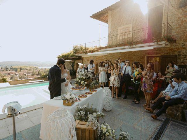 Il matrimonio di Riccardo e Elisa a Roppolo, Biella 52