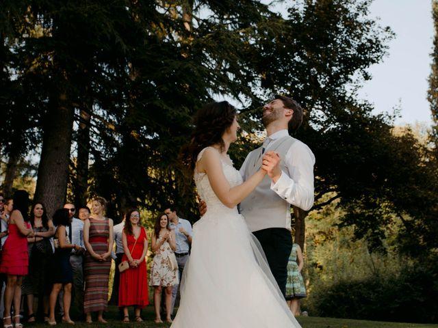 Il matrimonio di Riccardo e Elisa a Roppolo, Biella 60