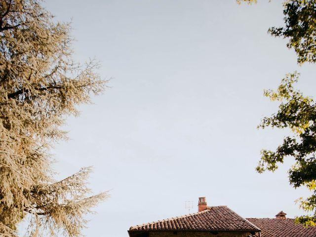 Il matrimonio di Riccardo e Elisa a Roppolo, Biella 61