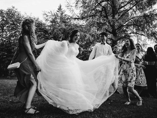 Il matrimonio di Riccardo e Elisa a Roppolo, Biella 64