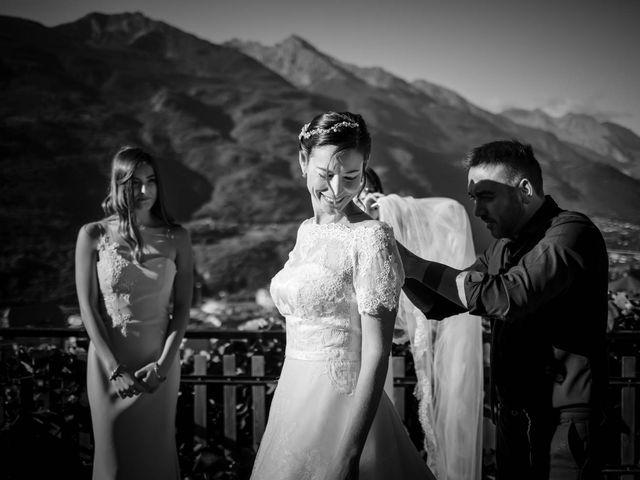 Il matrimonio di Fabio e Laura a Viverone, Biella 2