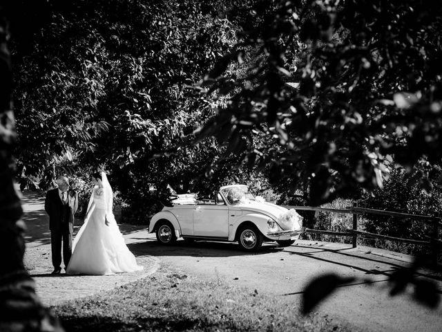 Il matrimonio di Fabio e Laura a Viverone, Biella 5