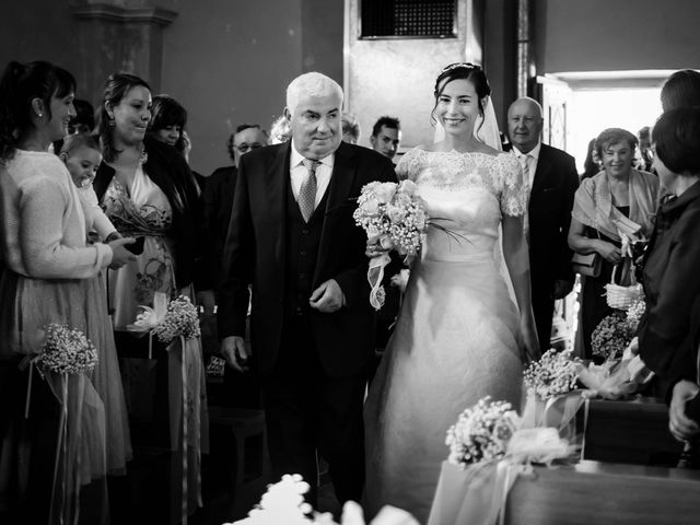 Il matrimonio di Fabio e Laura a Viverone, Biella 6
