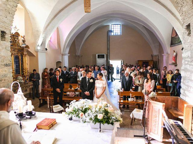 Il matrimonio di Fabio e Laura a Viverone, Biella 7