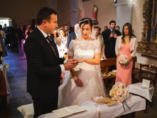 Il matrimonio di Fabio e Laura a Viverone, Biella 10