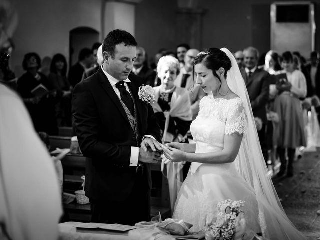 Il matrimonio di Fabio e Laura a Viverone, Biella 12
