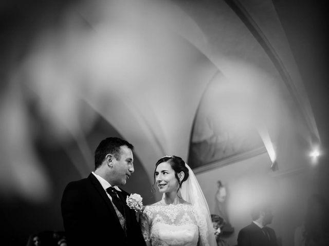 Il matrimonio di Fabio e Laura a Viverone, Biella 15