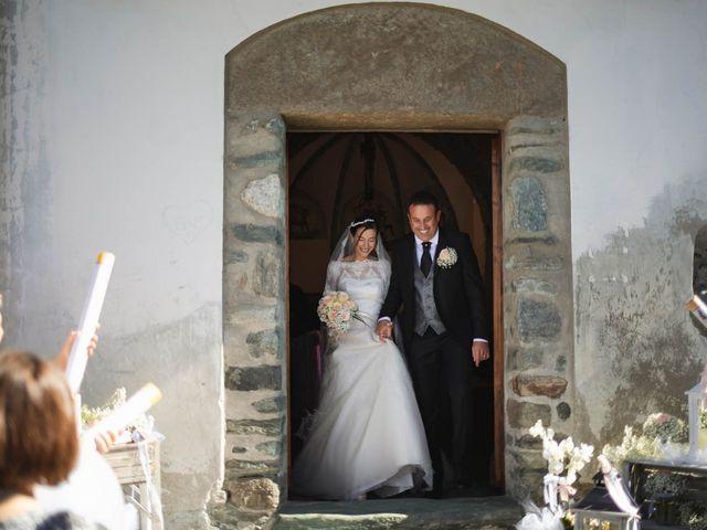 Il matrimonio di Fabio e Laura a Viverone, Biella 17