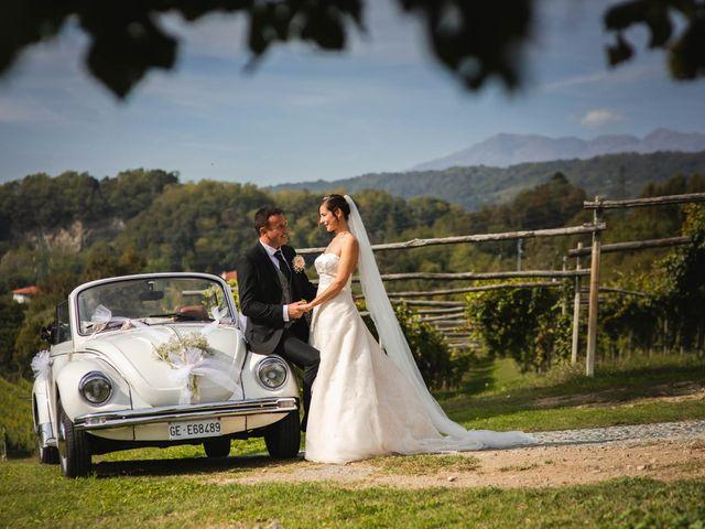 Il matrimonio di Fabio e Laura a Viverone, Biella 26