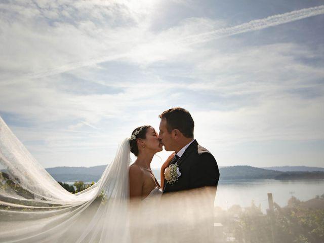 Il matrimonio di Fabio e Laura a Viverone, Biella 31