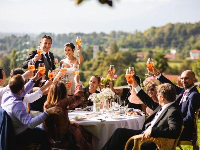 Il matrimonio di Fabio e Laura a Viverone, Biella 32