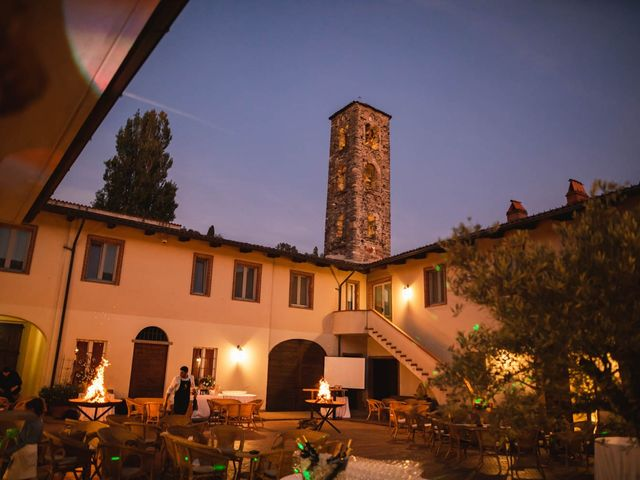 Il matrimonio di Fabio e Laura a Viverone, Biella 40