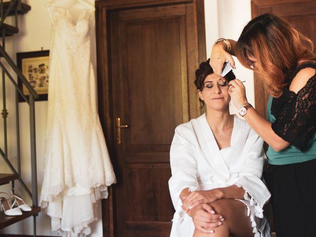 Il matrimonio di Alessandro e Katia a Canale Monterano, Roma 4