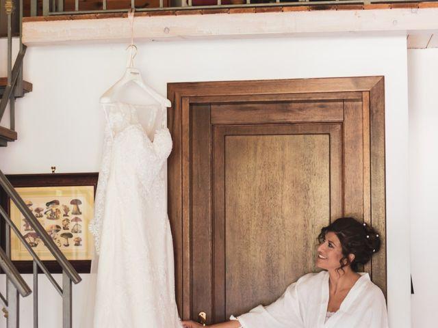 Il matrimonio di Alessandro e Katia a Canale Monterano, Roma 11