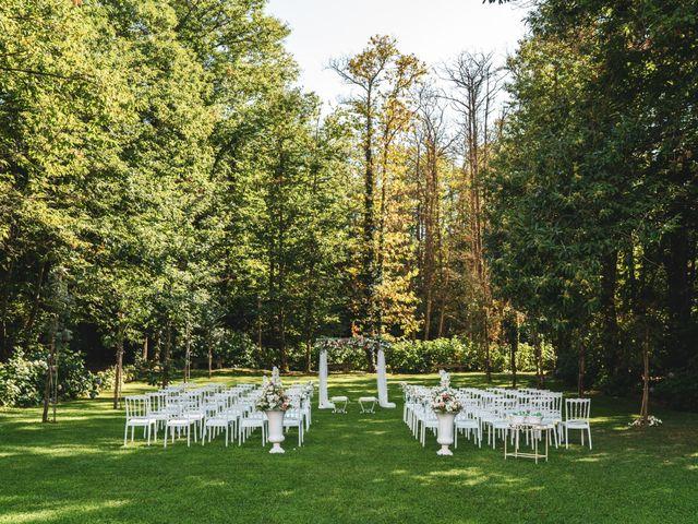 Il matrimonio di Alessandro e Katia a Canale Monterano, Roma 12