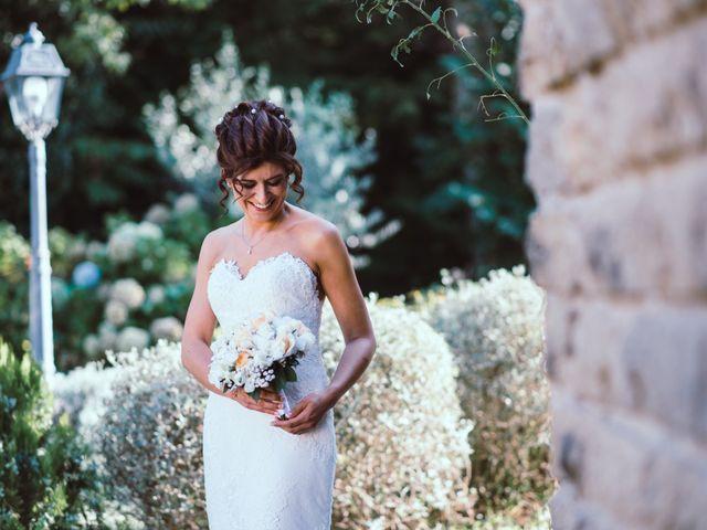 Il matrimonio di Alessandro e Katia a Canale Monterano, Roma 28