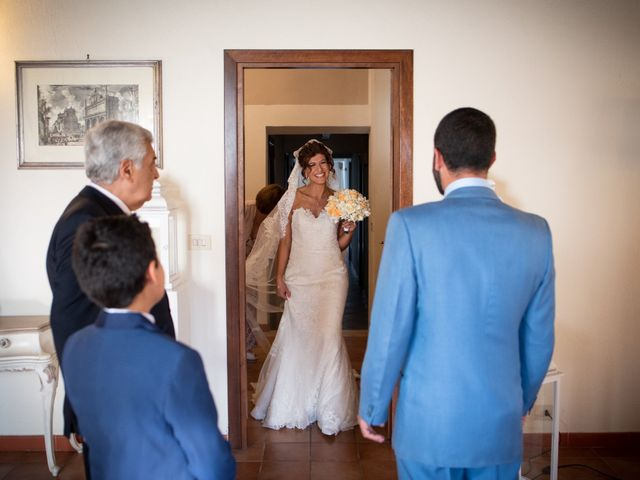 Il matrimonio di Alessandro e Katia a Canale Monterano, Roma 30