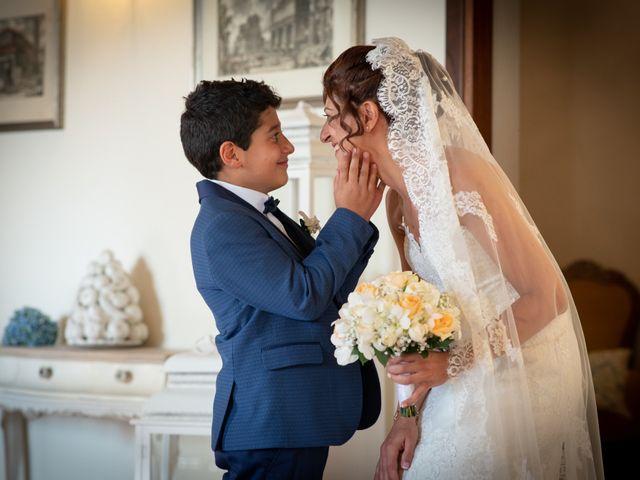 Il matrimonio di Alessandro e Katia a Canale Monterano, Roma 31
