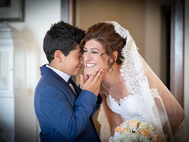Il matrimonio di Alessandro e Katia a Canale Monterano, Roma 32
