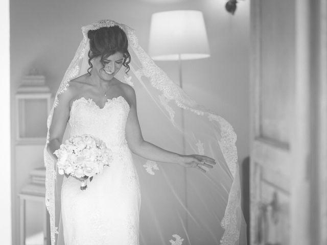 Il matrimonio di Alessandro e Katia a Canale Monterano, Roma 34