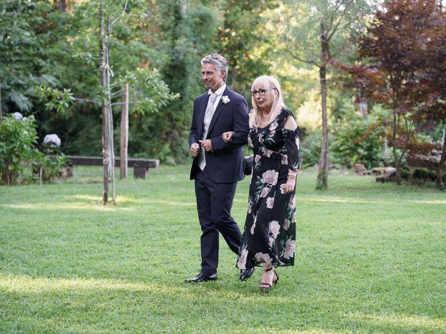 Il matrimonio di Alessandro e Katia a Canale Monterano, Roma 35
