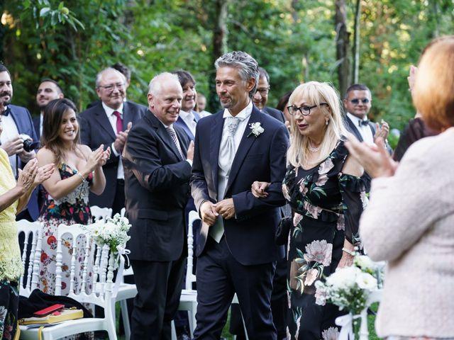 Il matrimonio di Alessandro e Katia a Canale Monterano, Roma 36