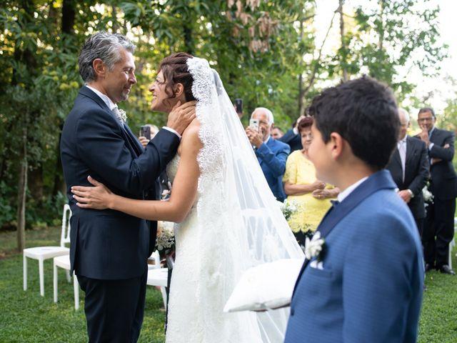 Il matrimonio di Alessandro e Katia a Canale Monterano, Roma 42