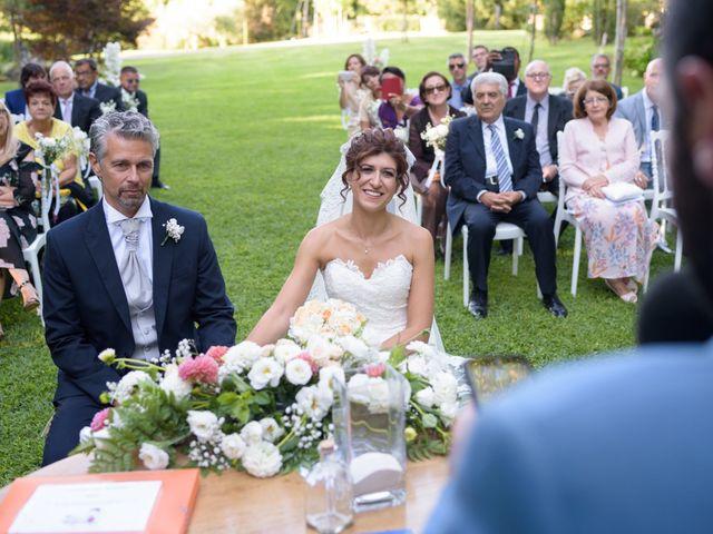 Il matrimonio di Alessandro e Katia a Canale Monterano, Roma 46