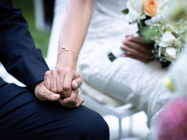 Il matrimonio di Alessandro e Katia a Canale Monterano, Roma 47