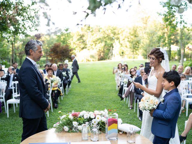 Il matrimonio di Alessandro e Katia a Canale Monterano, Roma 50