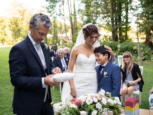 Il matrimonio di Alessandro e Katia a Canale Monterano, Roma 51