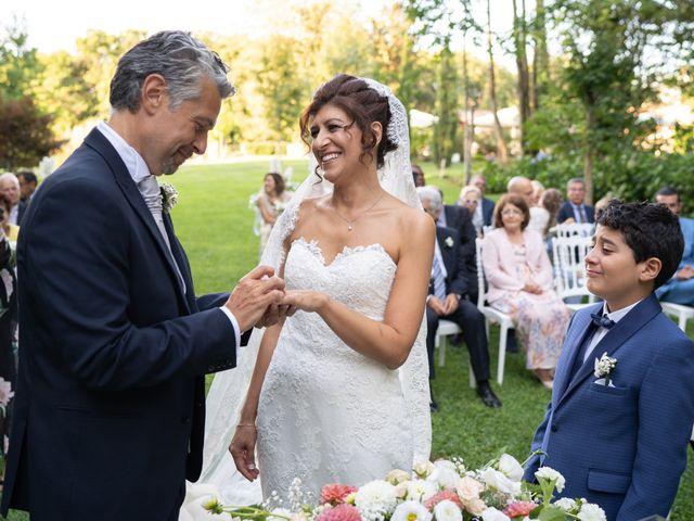 Il matrimonio di Alessandro e Katia a Canale Monterano, Roma 52