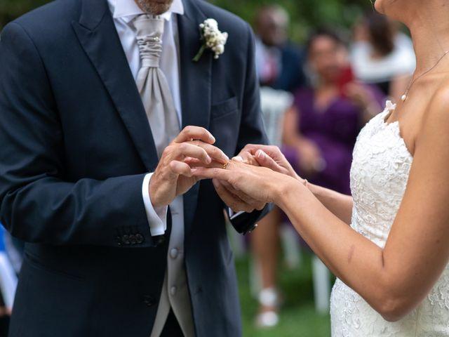 Il matrimonio di Alessandro e Katia a Canale Monterano, Roma 53
